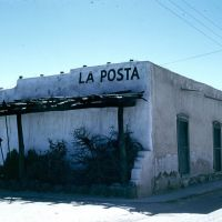 -New Mexico- Las Cruces / Mesilla La Posta (1959), Месилла