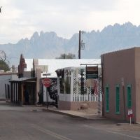 Old Mesilla, Las Cruces NM, 2011-09-14, Месилла