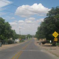 Los Ranchos road, Норт-Валли