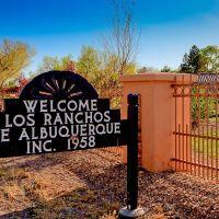 Los Ranchos De Albuquerque, Норт-Валли