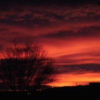 Crazy Albuquerque sunrise, Норт-Валли