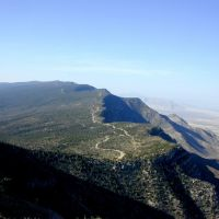 Oscura ridge, Парадайс-Хиллс