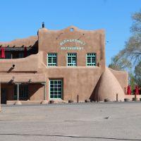 Old Martinas Hall, Ранчос-Де-Таос