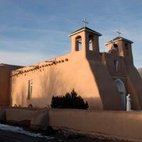 Misión de San Francisco de Asis, Taos, NM., Ранчос-Де-Таос