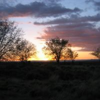 Sunset at Taos, Ранчос-Де-Таос
