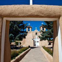 San Francisco De Asis, Taos, New Mexico, Ранчос-Де-Таос