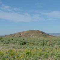 Cerro Colorado, west of Albuquerque, New Mexico, Рейтон