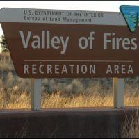 Valley of Fires, Рио-Ранчо-Эстатес
