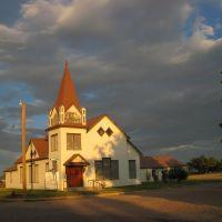 1st Baptist - Roy, NM, Рой
