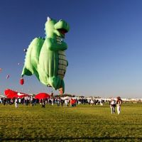 Dragon Balloon, Росвелл