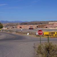2013, Entering San Felipe Pueblo from I-25., Сан-Фелипе-Пуэбло