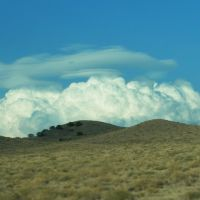 Az a fantasztikus New Mexico-i égbolt...!, Сандиа