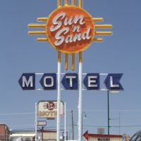 Sun n Sand Motel, Санта-Роза
