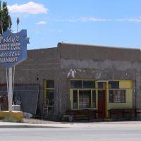 Bobbys Trading Post, Santa Rosa, New Mexico, Санта-Роза