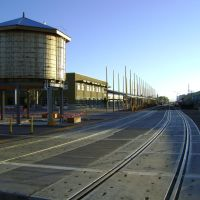 Santa Fe Rail Yards, Санта-Фе