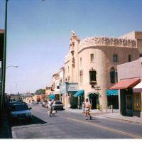 Lensic Theater, Santa Fe, New Mexico, Санта-Фе