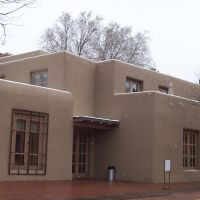Santa Fe - Georgia OKeefe Museum, Санта-Фе