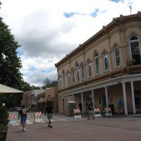 View of East Palace Street-Santa Fe, Санта-Фе
