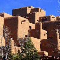 Inn and Spa at Loretto, Historic Route 66, Old Santa Fe Trail, Santa Fe, NM, Санта-Фе