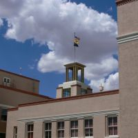 New Mexico State Capitol, Santa Fe, Санта-Фе
