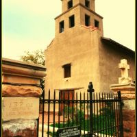 The oldest  extant shrine to Our Lady OF Guadalupe in the U.S., Санта-Фе