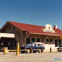 Stazione di Santa Fe (lato esterno) MC1996, Санта-Фе