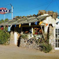 -New Mexico- Santa Fe / Points Drive In (1959), Санта-Фе