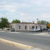 Socorro County Public Health Office - SE View, Сокорро
