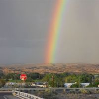 Rainbow over Socorro, Сокорро