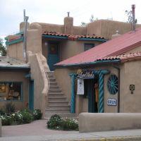 Taos house, Таос
