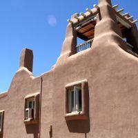 Estilo de construcción en Taos, Таос
