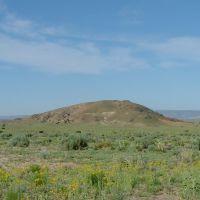 Cerro Colorado, west of Albuquerque, New Mexico, Тийерас