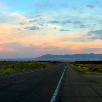 New Mexico Evening, Тийерас