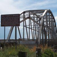 Rio Puerco Bridge NM, Тийерас
