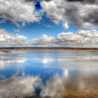 Bosque Reflections, Тийерас