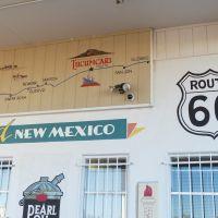 Tucumcari, NM Mural, Тукумкари