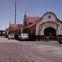 SP-CRIP-UP Station Tucumcari NM, Тукумкари