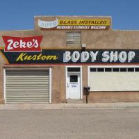 Zekes Body Shop, Тукумкари