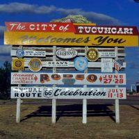 Welcome to Tucumcari, Тукумкари