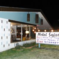 Motel Safari, Тукумкари