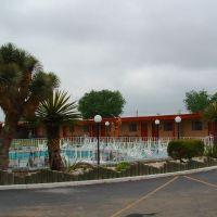 Tucumcari, New Mexico, Motel, Route 66, Тукумкари