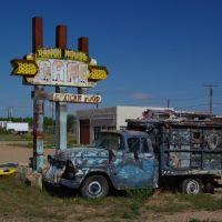 Ranch House Cafe,Tucumcari NM, Тукумкари