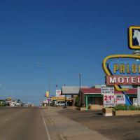 Route 66,Tucumcari NM, Тукумкари