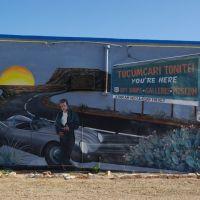 James Dean, Тукумкари