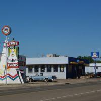 Tee Pee Curios, Tucumcari NM, Тукумкари