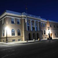 Rio Arriba County Courthouse (1917) Tierra Amarilla, N.M. 5-2013, Тьерра-Амарилла