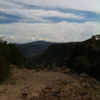 White Rock Canyon Rim Trail, Уайт-Рок