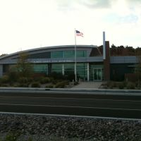Los Alamos Fire Department: White Rock Fire Station #3, Уайт-Рок