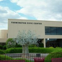Farmington Civic Center, Фармингтон