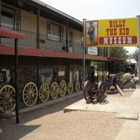 Billy the Kid Museum, Fort Sumner, Форт-Самнер